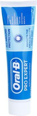 Oral B Pro-Expert All-Around Protection dentrífico para proteção completa de dentes e hálito fresco