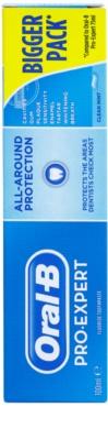 Oral B Pro-Expert All-Around Protection pasta do kompletnej ochrony zębów odświeżająca oddech 2