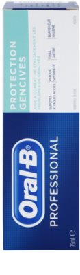 Oral B Professional Gum Protection pasta do zębów chroniąca zęby i dziąsła 2