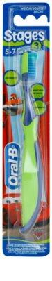 Oral B Stages 3 zubní kartáček pro děti soft