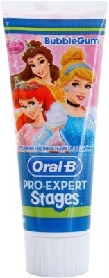 Oral B Pro-Expert Stages Princess Zahnpasta für Kinder