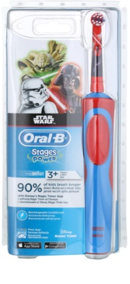 Oral B Stages Power Star Wars D12.513K periuta de dinti electrica pentru copii