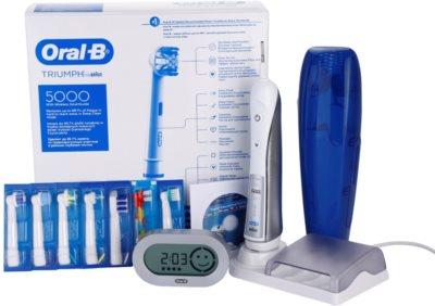 Oral B Triumph 5000 D34.575.5X elektromos fogkefe