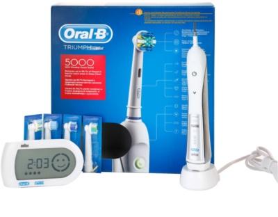 Oral B Triumph 5000 D34.545 cepillo de dientes eléctrico
