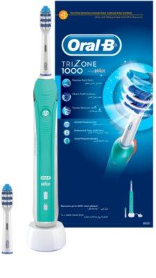 Oral B Tri Zone 1000 D20.523 escova de dentes eléctrica