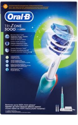 Oral B Tri Zone 3000 D20.535 elektrický zubní kartáček 2