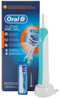 Oral B Tri Zone 500 D16.513.u електрична зубна щітка