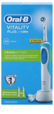 Oral B Vitality Cross Action D12.523 elektrische Zahnbürste 2