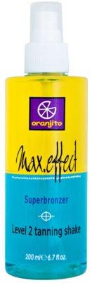 Oranjito Level 2 Shake kétfázisú barnító spray szoláriumba