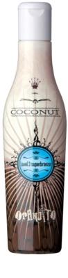 Oranjito Level 3 Coconut loción bronceadora para solárium