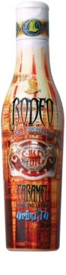 Oranjito Level 3 Rodeo Caramel loção bronzeadora para solário
