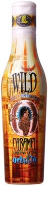 Oranjito Level 2 Wild Caramel loción bronceadora para solárium