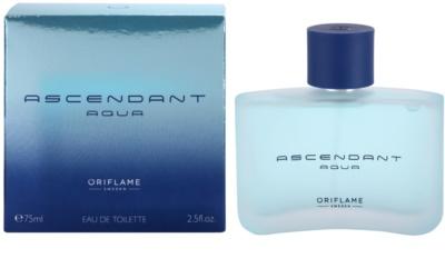 Oriflame Ascendant Aqua Eau de Toilette für Herren