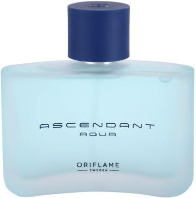 Oriflame Ascendant Aqua eau de toilette para hombre 2