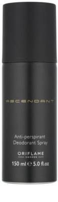 Oriflame Ascendant deodorant Spray para homens