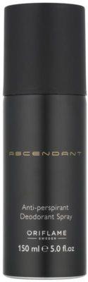 Oriflame Ascendant desodorante en spray para hombre