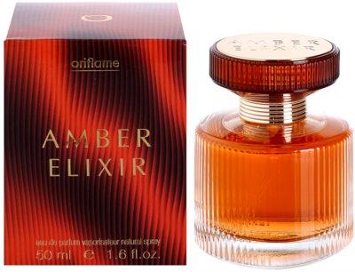 Oriflame Amber Elixir eau de parfum para mujer