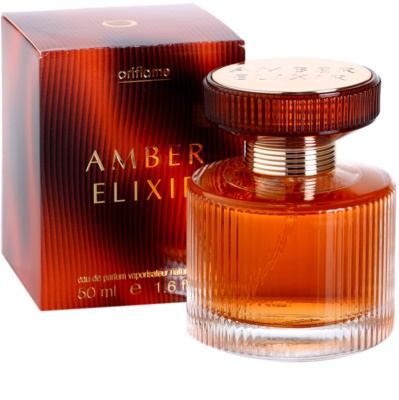 Oriflame Amber Elixir eau de parfum para mujer 1