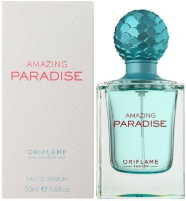 Oriflame Amazing Paradise Eau de Parfum para mulheres