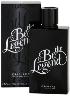 Oriflame Be the Legend toaletna voda za moške 1