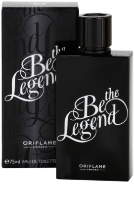 Oriflame Be the Legend eau de toilette férfiaknak 1