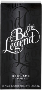 Oriflame Be the Legend eau de toilette férfiaknak 4