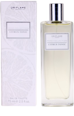 Oriflame Men's Collection Citrus Tonic eau de toilette férfiaknak