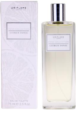 Oriflame Men's Collection Citrus Tonic eau de toilette para hombre