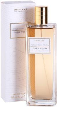Oriflame Dark Wood eau de toilette para hombre 1