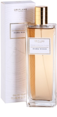 Oriflame Dark Wood Eau de Toilette para homens 1