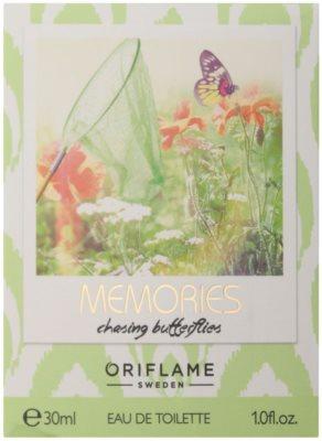 Oriflame Memories: Chasing Butterflies eau de toilette nőknek 1