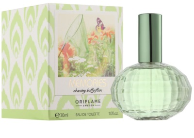 Oriflame Memories: Chasing Butterflies eau de toilette nőknek 2