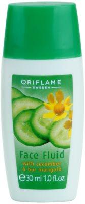 Oriflame Cucumber & Bur Marigold hidratáló fluid