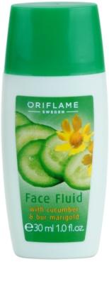Oriflame Cucumber & Bur Marigold hydratisierendes Fluid