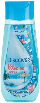 Oriflame Discover Bali Paradise tusfürdő gél