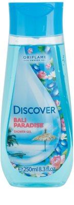 Oriflame Discover Bali Paradise żel pod prysznic