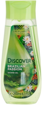 Oriflame Discover Brasilian Passion sprchový gel