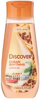 Oriflame Discover Cuban Rhythms Gel de duș