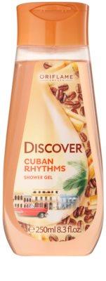 Oriflame Discover Cuban Rhythms душ-гел с масло