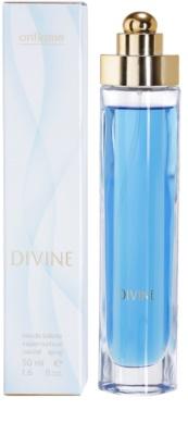 Oriflame Divine eau de toilette nőknek