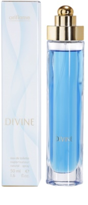 Oriflame Divine туалетна вода для жінок
