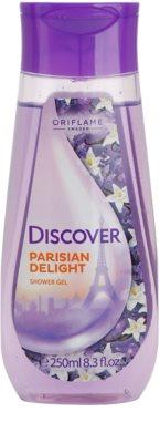 Oriflame Discover Parisian Delight gel de dus