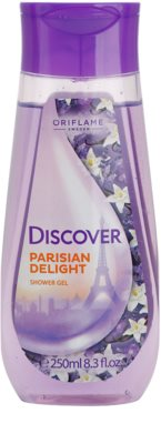 Oriflame Discover Parisian Delight tusfürdő gél