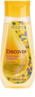 Oriflame Discover Sicilian Dream tusfürdő gél