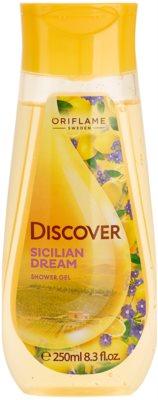 Oriflame Discover Sicilian Dream żel pod prysznic