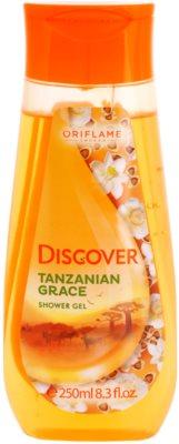 Oriflame Discover Tanzanian Grace gel za prhanje