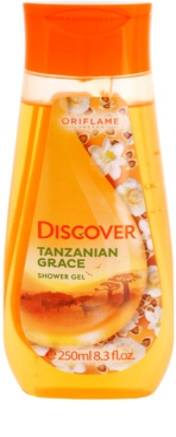 Oriflame Discover Tanzanian Grace tusfürdő gél