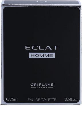 Oriflame Eclat Homme Eau de Toilette para homens 4
