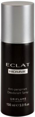 Oriflame Eclat Homme desodorante en spray para hombre