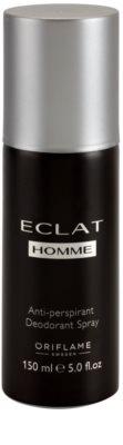 Oriflame Eclat Homme дезодорант-спрей для чоловіків